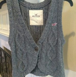 Hollister California Wool Vest